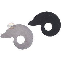 Jitsie Aluminum/Steel Snail Cams