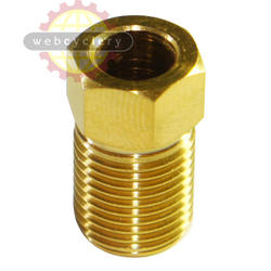 Racing Line Titanium M8 Compression Nut