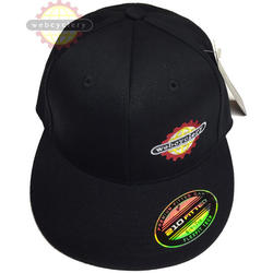 WebCyclery Flatbrim Flexfit Hat