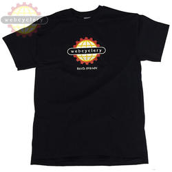 WebCyclery Shop Logo T-shirt