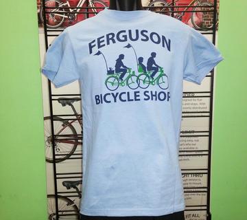 Ferguson Bicycle Shop Logo T-Shirt