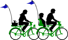 Ferguson Bicycle Shop Logo