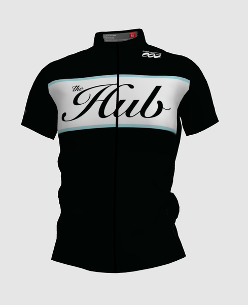 Hub Bike Co-op Women's SS Jersey - Black