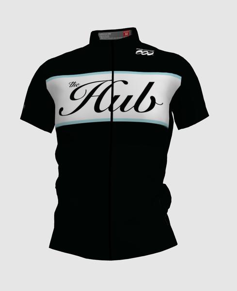Hub Bike Co-op Women's SS Jersey - Black