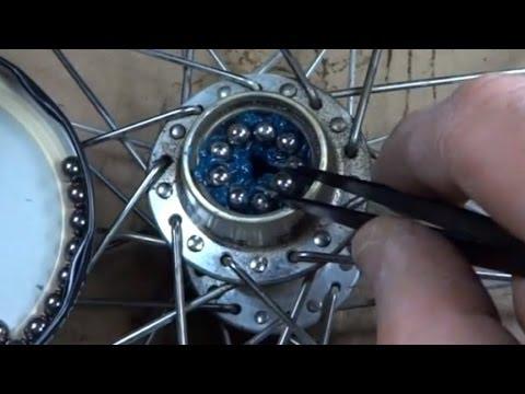 Hub Bike Co-op Bearing Overhaul Class