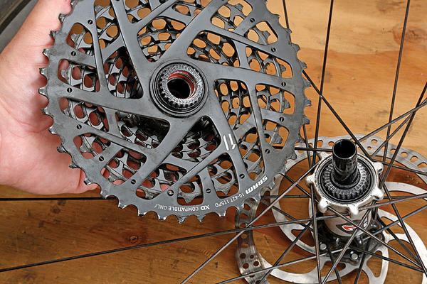Hub Bike Co-op Drivetrain Overhaul Class