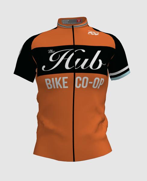 Hub Bike Co-op Women's SS Jersey - Molteni