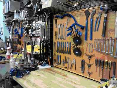 Hub Bike Co-op Complete Tune-up Class