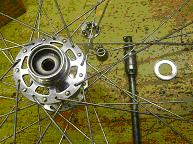 Hub Bike Co-op Wheel Building Class