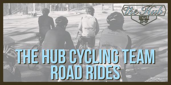 Hub Cycling Team Open Road Rides