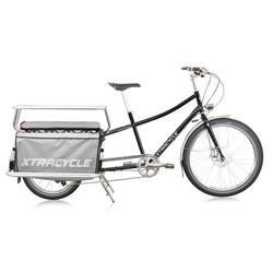 Xtracycle Edgerunner 11i with X1 Bags