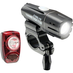 Cygolite Streak 450 Headlight and Hotshot SL 50 Taillight Set
