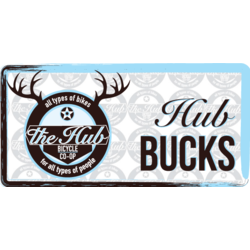 Hub Bike Co-op Hub Bucks Gift Card