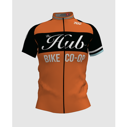 Hub Bike Co-op Women's SS Jersey - Molteni