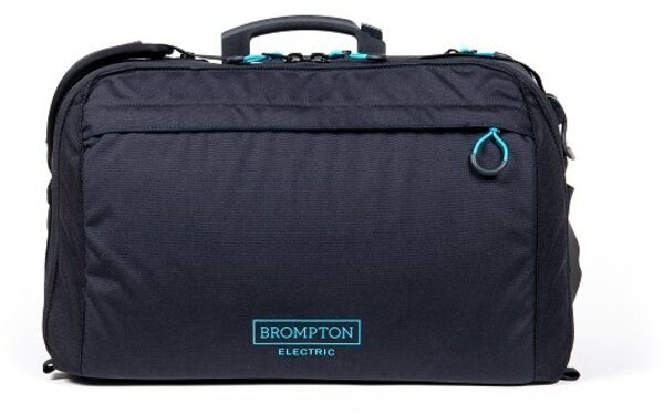 Brompton City Bag For Brompton Electric With Frame LARGE (QE-BAGL)