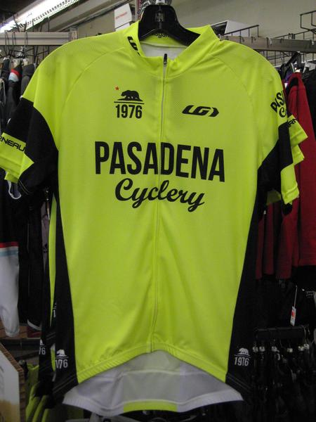 Garneau LG Pasadena Cyclery Jersey