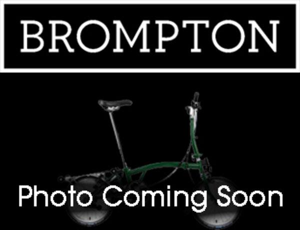 Brompton M6R-X Racing Green Ti Kit