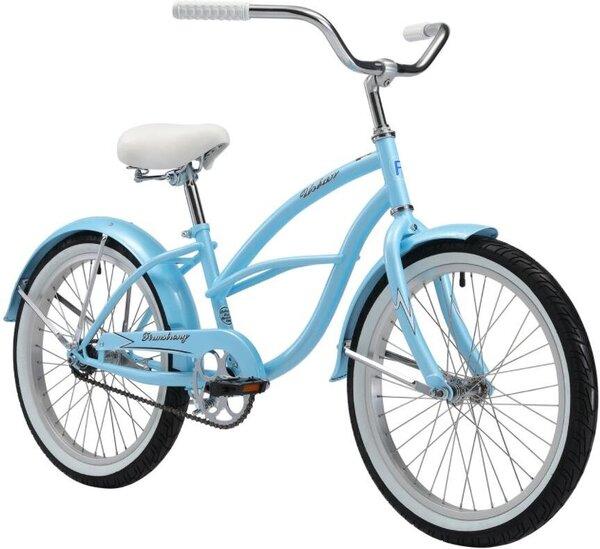 "Firth Sports Urban 20"" 7sp Girl Baby Blue"