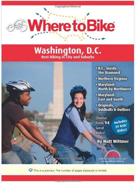 Where to Bike Washington D.C.