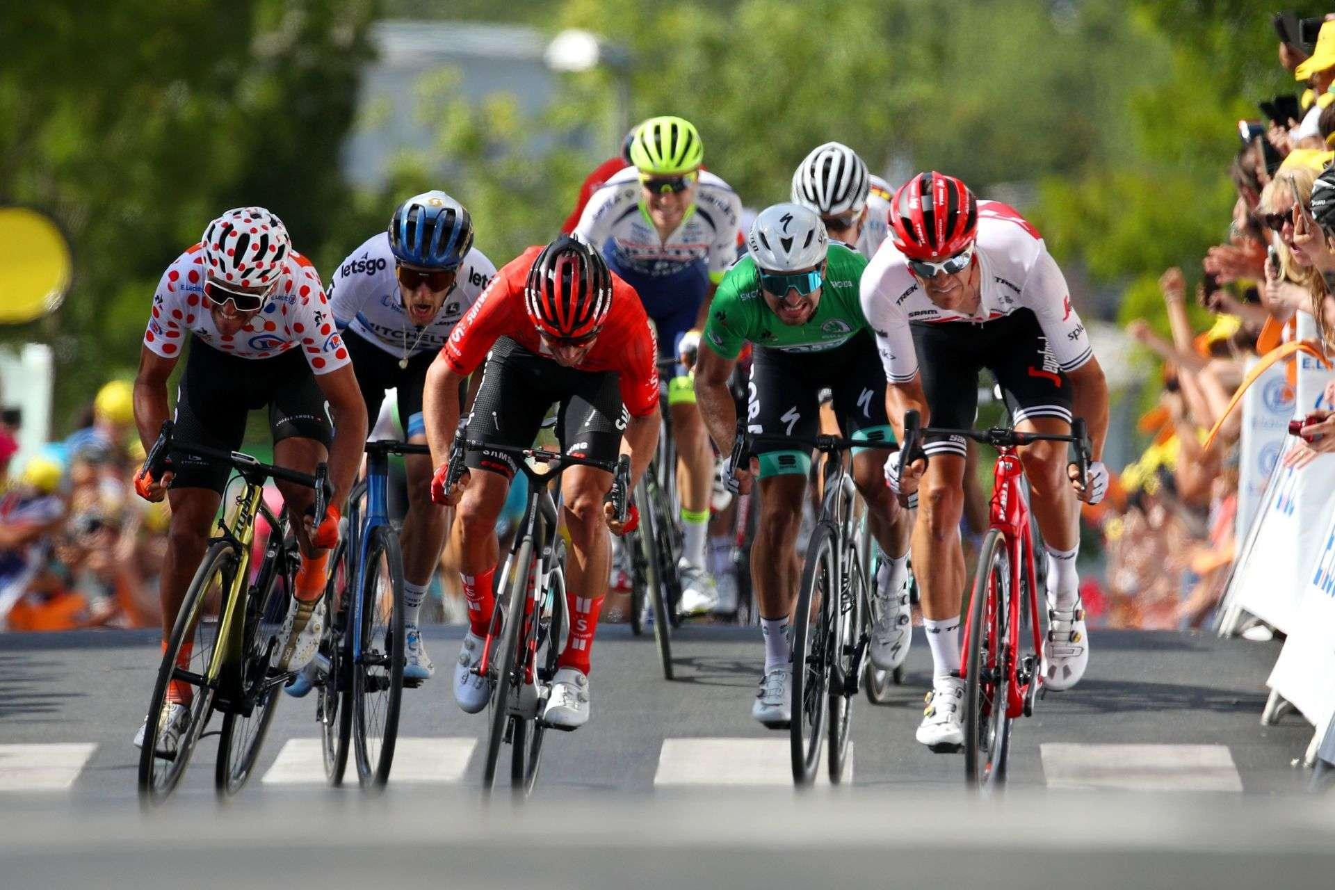 Elisa Longo Borghini and Jasper Stuyven have both stepped atop the podium this week.