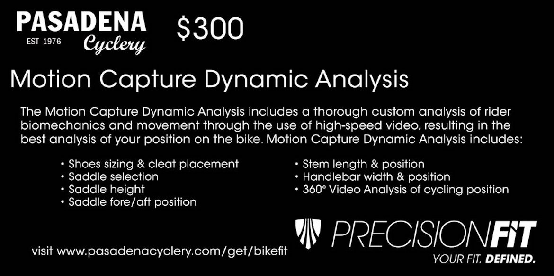 Info about Trek's Precision Fit process
