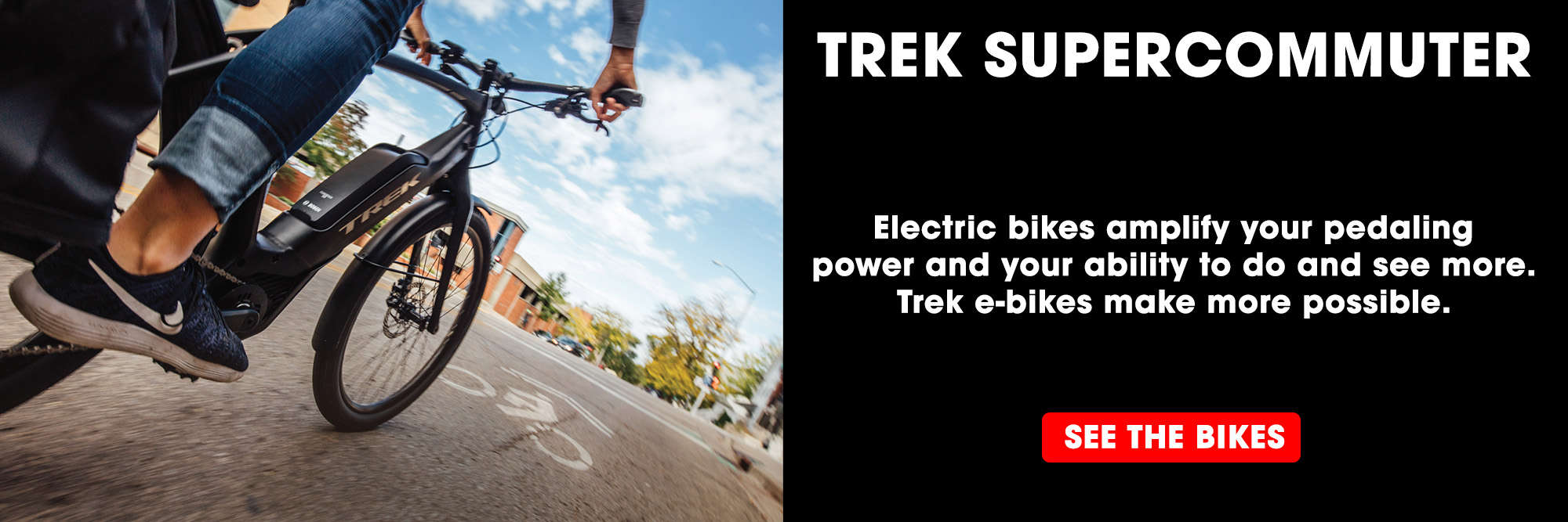 Try an E-Bike