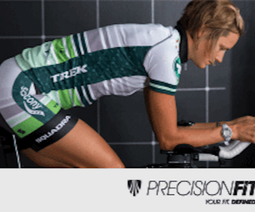 Trek's Precision Fit process