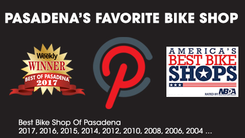 Pasadena's Best Bike Shop