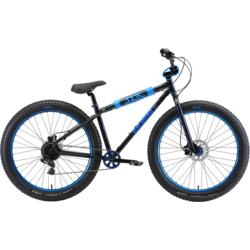 "SE Bikes OM-Duro 27.5""+ Black Sparkle"