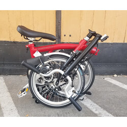 Brompton H3L House Red/Black