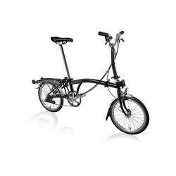 Brompton Custom Build Brompton M6R Black -12%