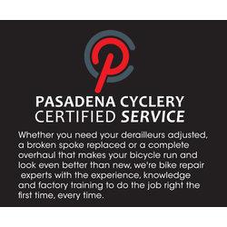Pasadena Cyclery Work Order