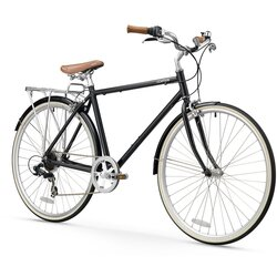 Firth Sports The Captain | Hybrid 700c City Bike