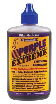 Bike Medicine Purple Extreme Lube