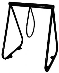 "Rackworks 1 Ring, ""Bandit"" Bike Rack - 4 Bike Capacity"