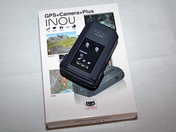 CatEye Inou GPS Camera