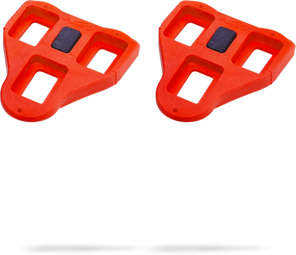 BBB RoadClip BPD-02A Cleats (Compatible with Look Delta Pedals)
