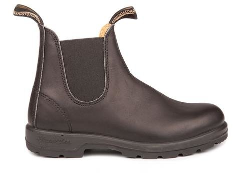 Blundstone 558 - Leather Lined Voltan Black