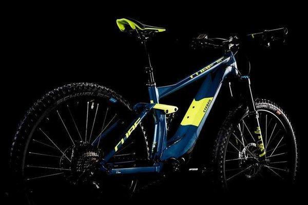 CUBE Bikes Stereo Hybrid 140 - SL 500 27.5
