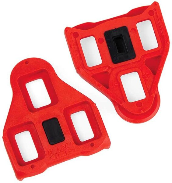 Eclypse Alpha Cleats - Float 9 Red