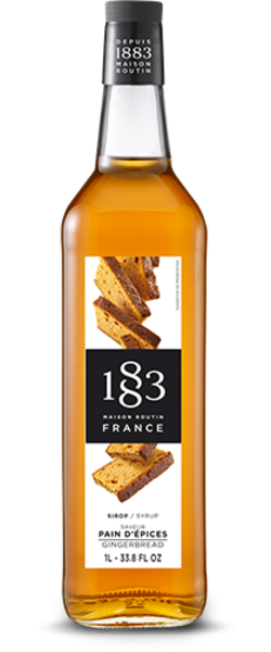 1883 Maison Routin Gingerbread Syrup