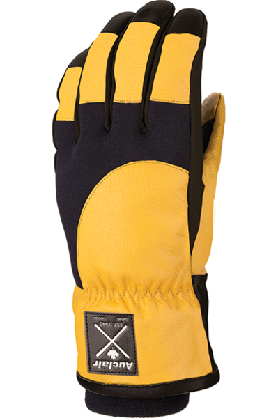 Auclair Delirium Glove YukonGold/Black