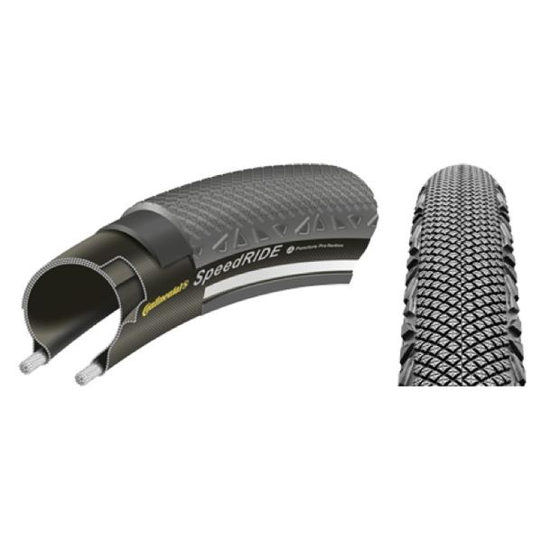 Continental Speed Ride Tire 700 x 42C