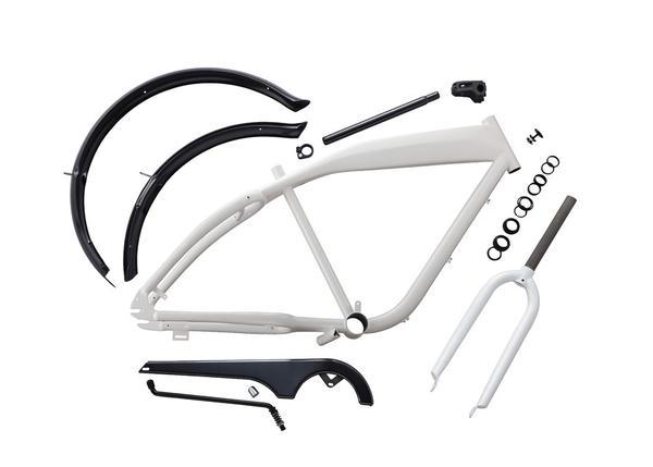 Felt Bicycles Canvass Cruiser Frameset