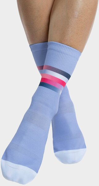 PEPPERMINT Cycling Co. Signature Mood Lilac Sock
