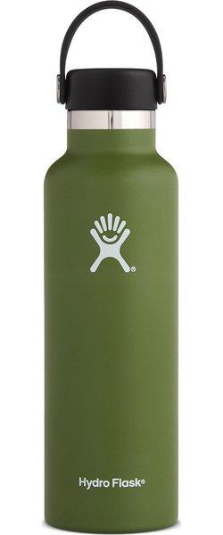 Hydro Flask 21 oz. Standard Mouth Bottle - Olive