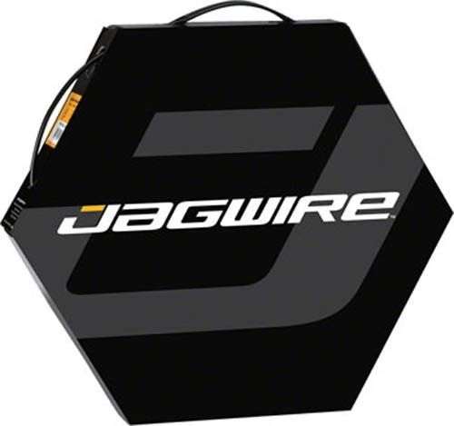 Jagwire LEX, DERAILLEUR HOUSING, 4MM, BLACK, 50M