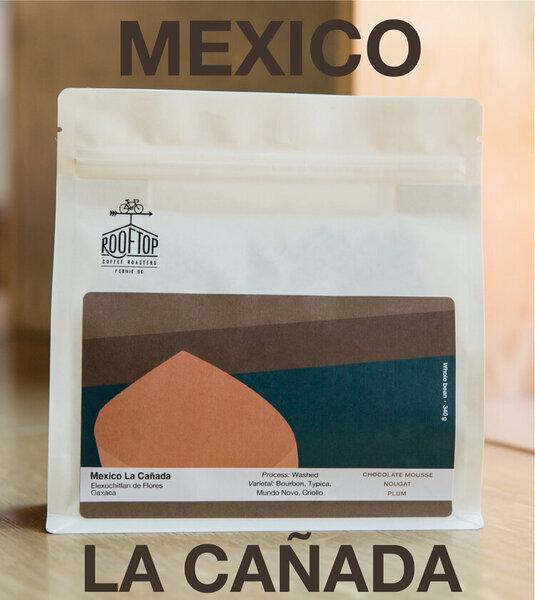 Rooftop Coffee Roasters Mexico La Cañada 340g