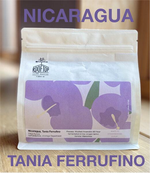 Rooftop Coffee Roasters Nicaragua, Tania Ferrufino 225g