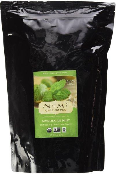 Numi Moroccan Mint Loose Leaf Tea
